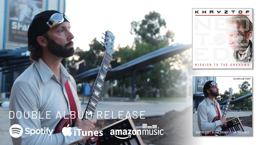neotoledo-album-release